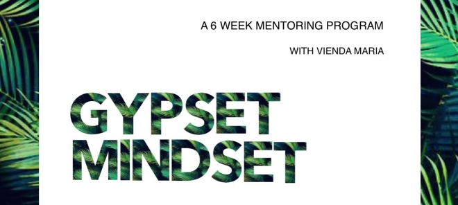 Gypset Mindset mentoring program