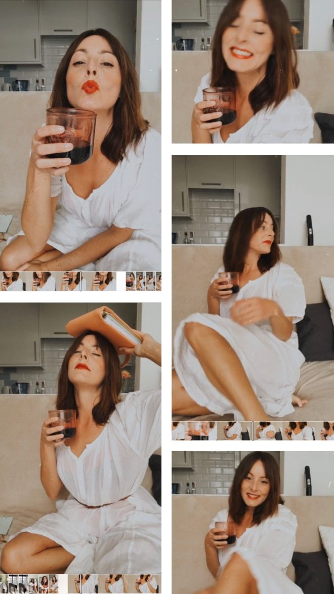 How to do a self-portrait photo shoot 📷 (when you have to stay home)